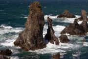 'Monets' Rocks at Belle-Ile, Brittany, France