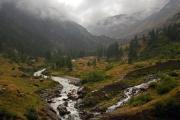 Val di Rhêmes, Gran Paradiso, Italy