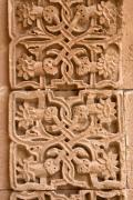 Detail Ishak Pasa Sarayi palace, Dogubeyazit, Turkey