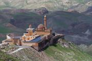Ishak Pasa Sarayi palace, Dogubeyazit, Turkey