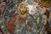 Rock church fresco, Sümela Monastery, Turkey