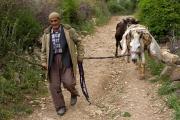 Farmer at Karadut