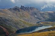 Laghi Nivolet, Gran Paradiso, Italy