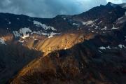 Col de Nivolet, Gran Paradiso, Italy
