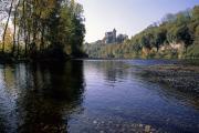 Cingle de Montfort, Dordogne/ Perigord, France