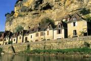 La Roque Gageac, Dordogne/ Perigord, France