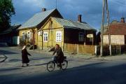 Bialowieza, East-Poland, May 1991