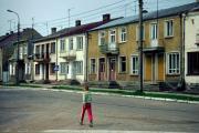 Boy, near Biebzra, East-Poland, May 1991