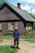 Farmer, East-Poland, July 1993