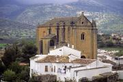 Church of the holy spirit, Ronda, Andalucia, Spain