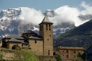 Broto, Pyrenees, Spain