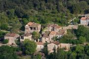 Chames, Gorges de l'Ardeche, France