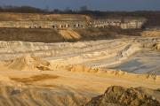 ENCI quarry, Maastricht, South-Limburg, The Netherlands