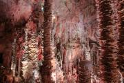 Dripstone cave L'Aven Armand, Cévennes, France, April 2017